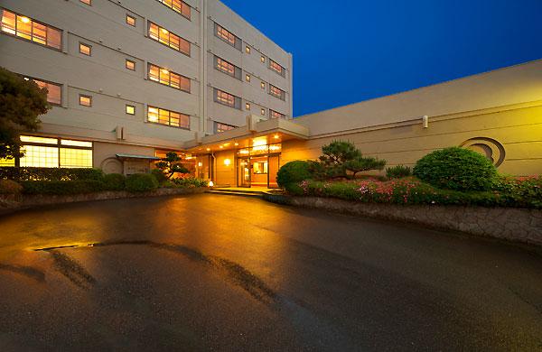 ホテル山田屋 外観